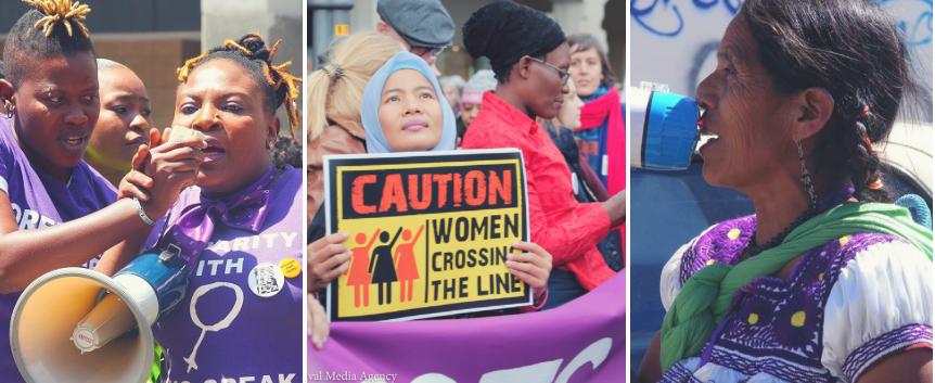 Llamada a la acción para proteger a las mujeres defensoras de derechos humanos y sus comunidades