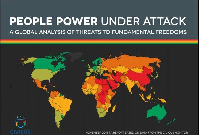 Herramientas que mapean la represión de la protesta se extienden por todo el mundo