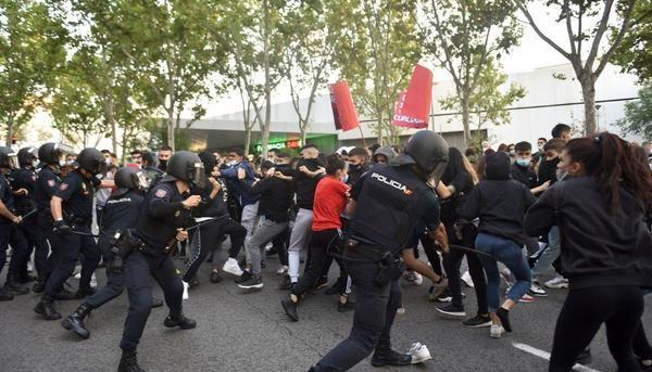 Defender a quien Defiende solicita al Ministerio de Interior que investigue los casos de violencia policial sucedidos en Madrid el último mes
